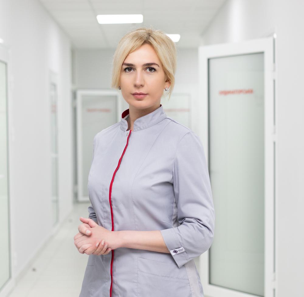 Чаленко Олена Сергіївна