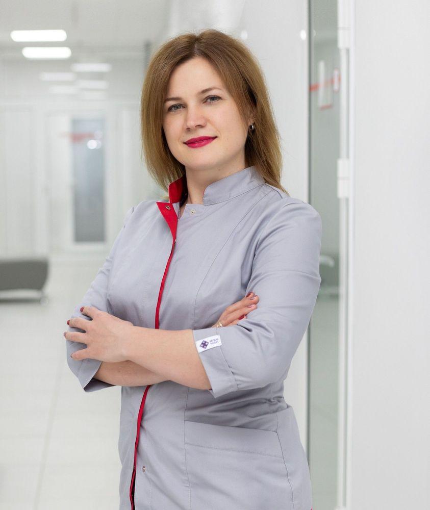 Павлова Ірина Сергіївна